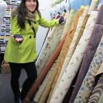 Fabric Shopping at Mood