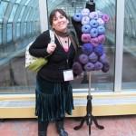 Melanie Loves the Knitting