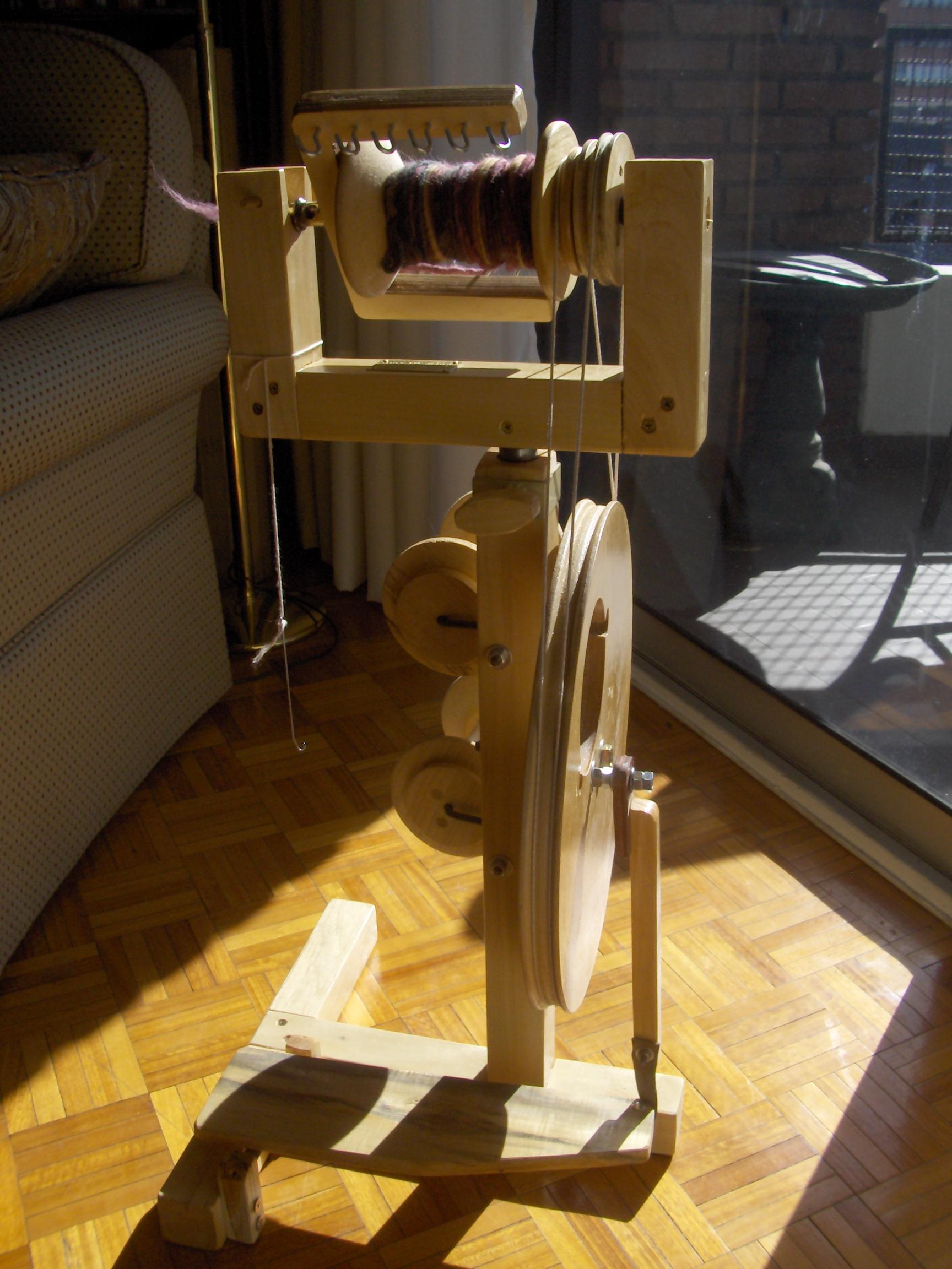 Second photo of my wheel