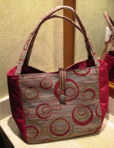 Large Patchwork Bag